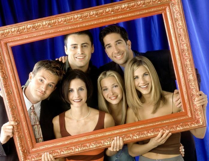 Дженнифер Энистонзаявила о желании сняться в продолжении сериала «Друзья»