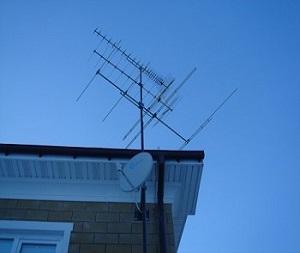 К переходу на цифровое ТВ восстановят домовые антенны