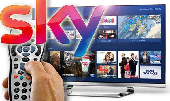 AMEDIA TV будет показывать контент Sky Vision