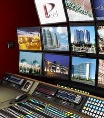 Строительство системы цифрового телевещания официально завершено
