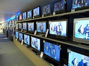 Спрос на телевизоры вырос на 94%за ноябрь