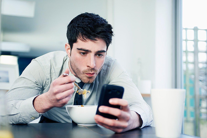"""Сегодня"" на смартфонах"