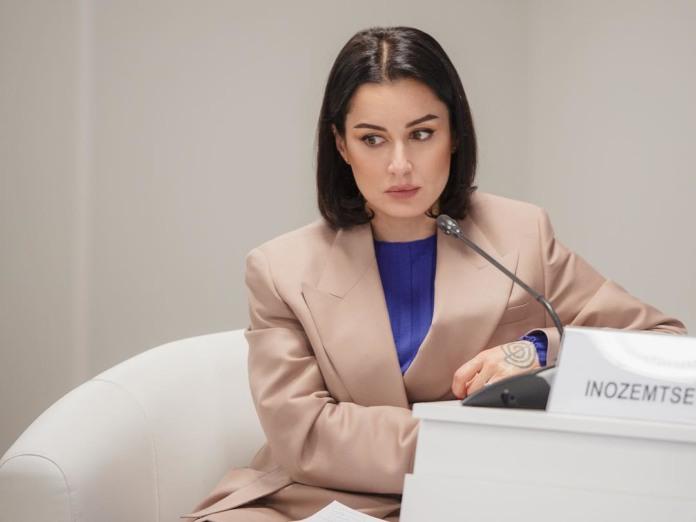 Тина Канделаки станет колумнистом RT