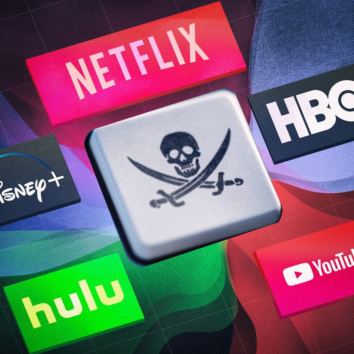 В условиях изоляции популярность пиратских сайтов растет во всем мире