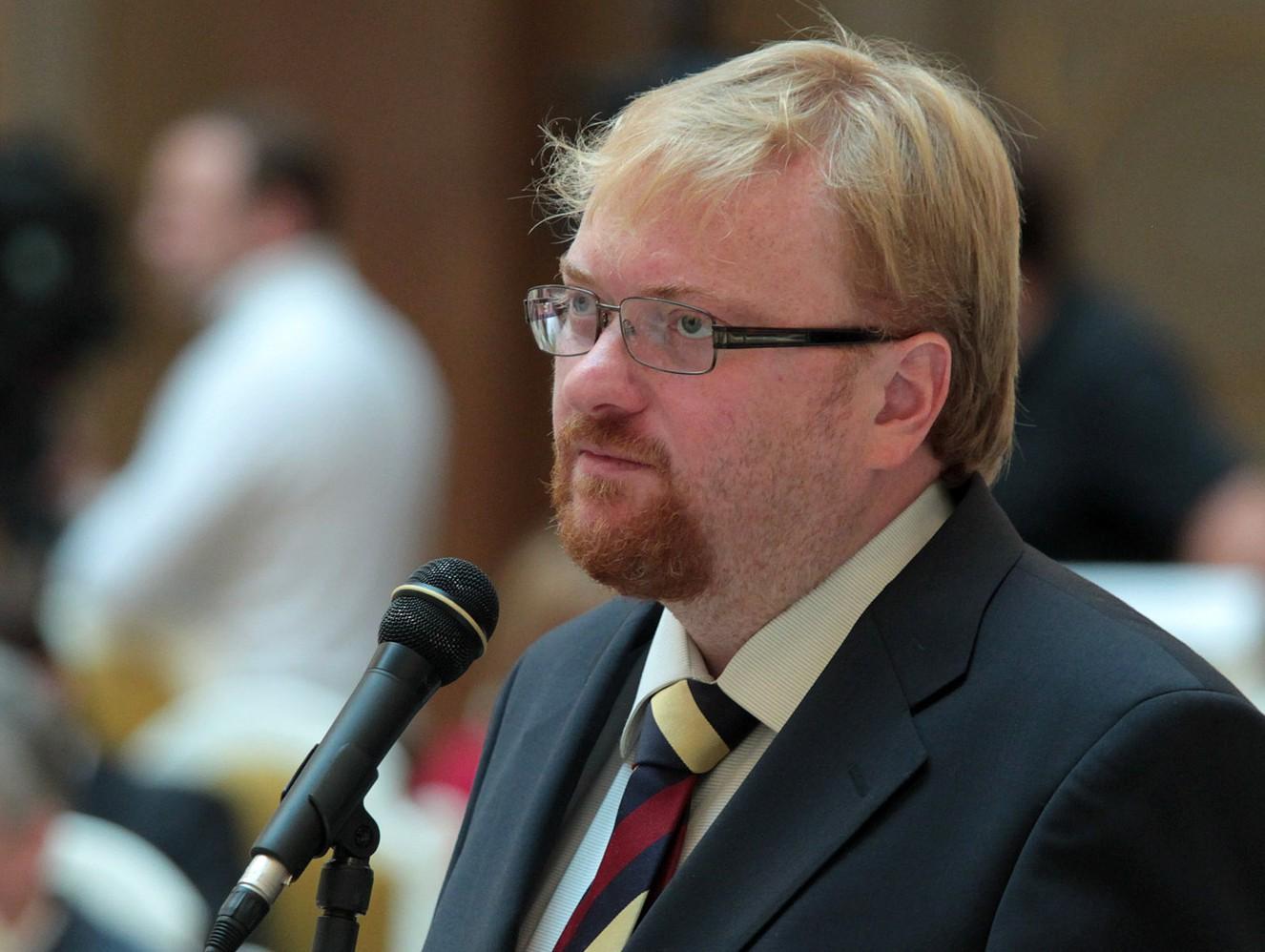 Милонов призвал цензурировать