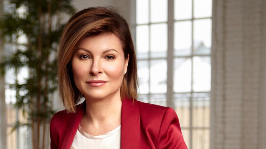 Ирина Ган займется GRв«Газпром-медиа»