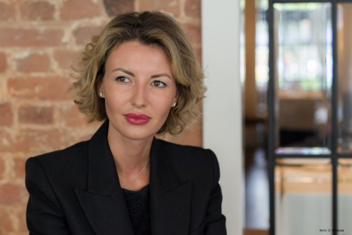 Гендиректор НМГ Ольга Паскина покидает компанию