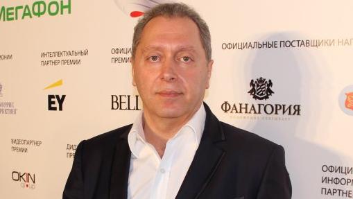 Гендиректор кинопроизводственного направления «Газпром-Медиа» Рафаел Минасбекян покинул компанию