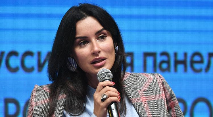 Тина Канделаки прокомментировала презентацию Apple