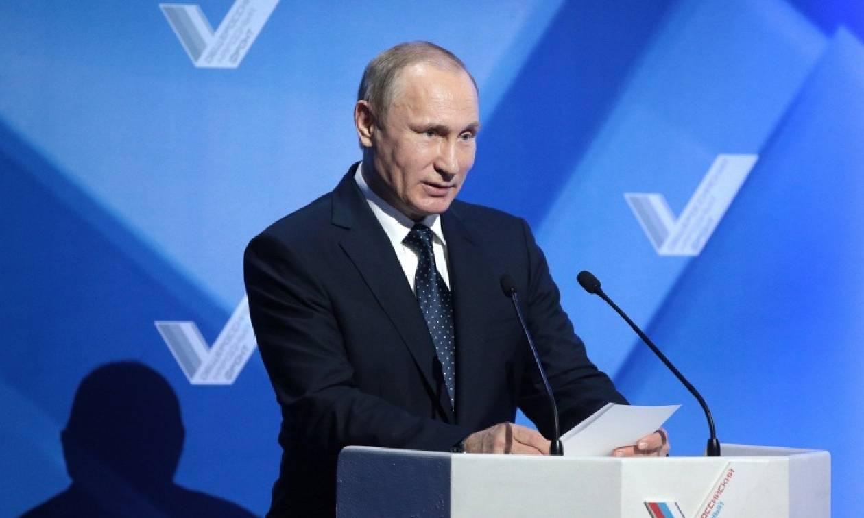 Путин пообещал разобраться с вопросом о переходе на цифровое вещание