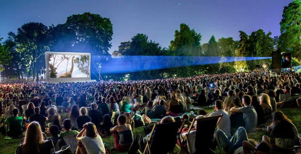 Okko стал генеральным партнером Фестиваля уличного кино