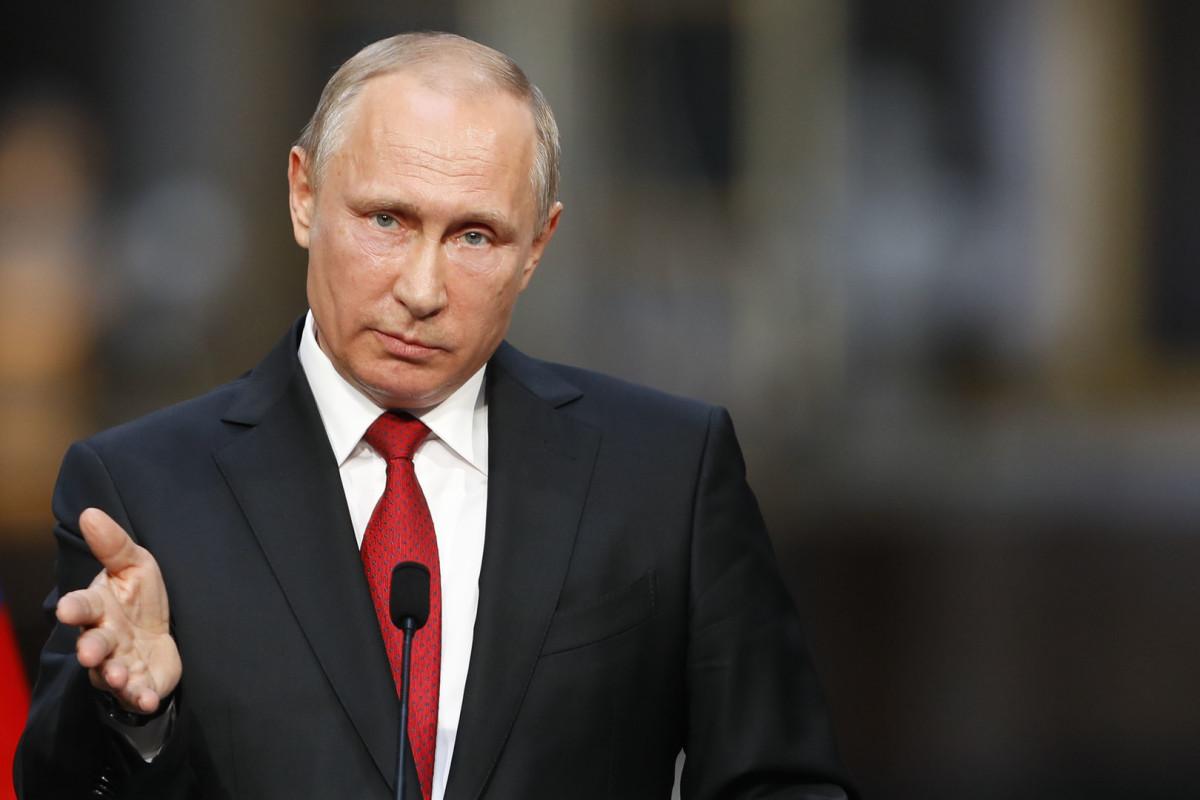Владимир Путин выступает за свободный интернет