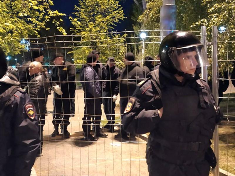 От издания E1.ru Роскомнадзор потребовал удалить с YouTube записи протестов в Екатеринбурге