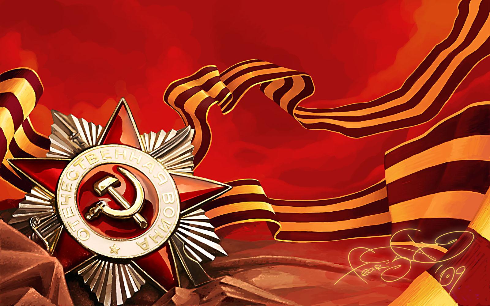 9 мая весь день на телеканале «Победа» прямая трансляция из центра Москвы