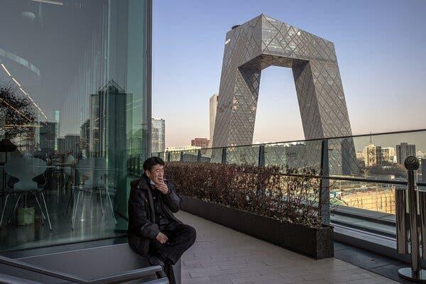В Китае запретили вещание «Би-Би-Си»