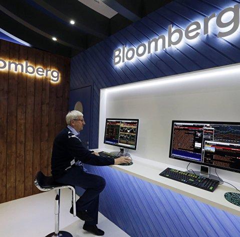 Выручка Bloomberg отрекламы имероприятий выросла на73% впервом полугодии
