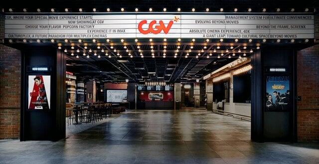 Корейская сеть кинотеатров CJ CGV решила отказаться отроссийского рынка
