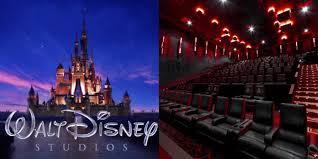 Disney предоставит кинотеатрам эксклюзивное право напрокат фильмов