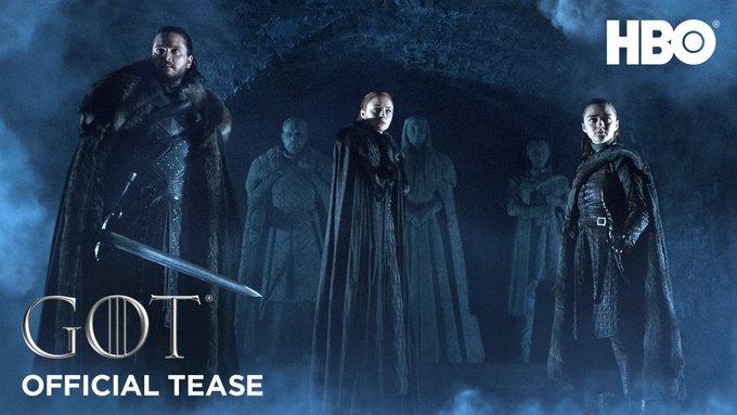 14 апреля HBO покажет последний сезон