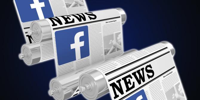 Facebook будет платить СМИ зановостной контент в Великобритании