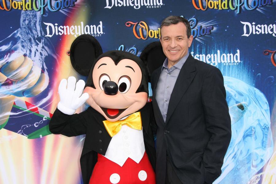 Глава Disney Боб Айгер покинул свой пост