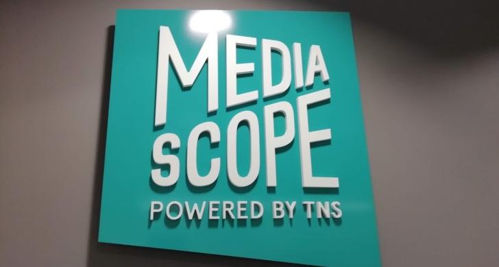 Mediascope: «Россия 1» возглавила рейтинг по среднесуточной доле аудитории