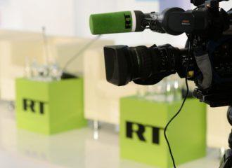 Телеканал RT оштрафовали в Великобритании