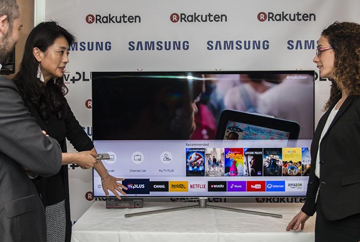 Samsung расширил собственный OTT-сервис для своих