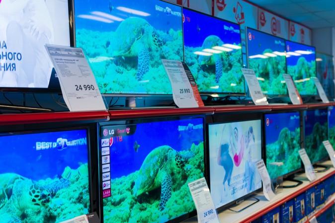 Прогноз: в начале 2020 года резко подорожают ЖК-телевизоры
