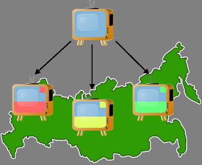Волин предложил увеличить часы вещания региональных телеканалов врамках врезок