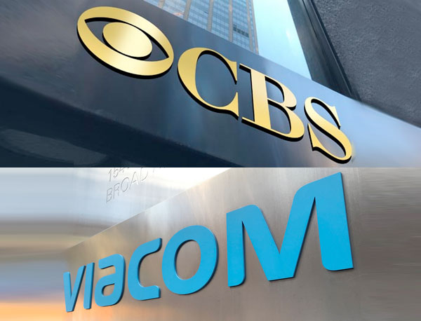 CBS и медиахолдинг Viacom близки к повторному слиянию