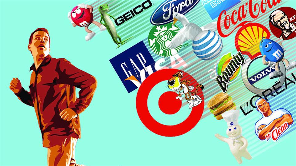 Обороты российских рекламных групп падают