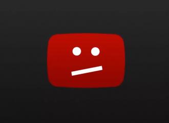YouTube заблокировал видео с оскорблением российского герба