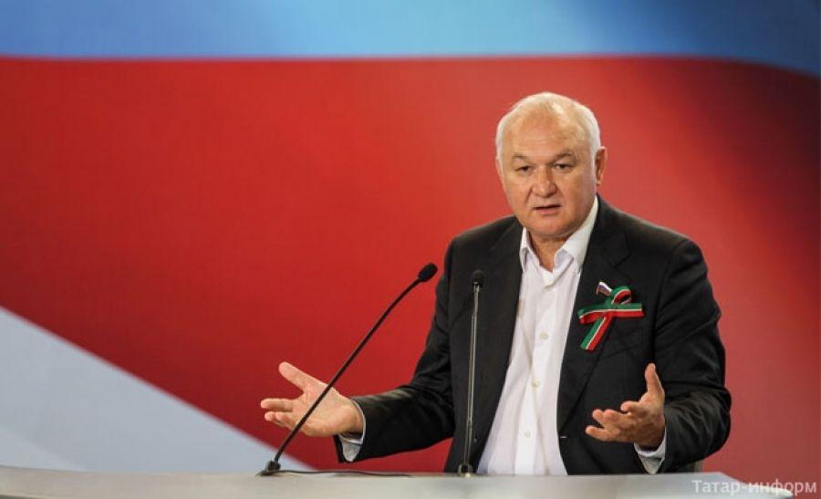 Ильдар Гильмутдинов запросил у ВГТРК информацию о каналах народов России
