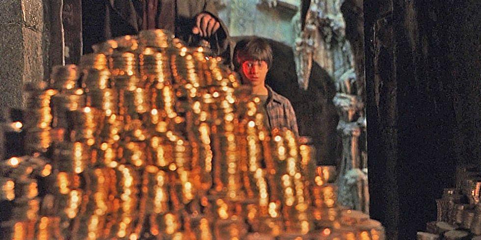 Первый фильм оГарри Поттере собрал впрокате более $1 млрд