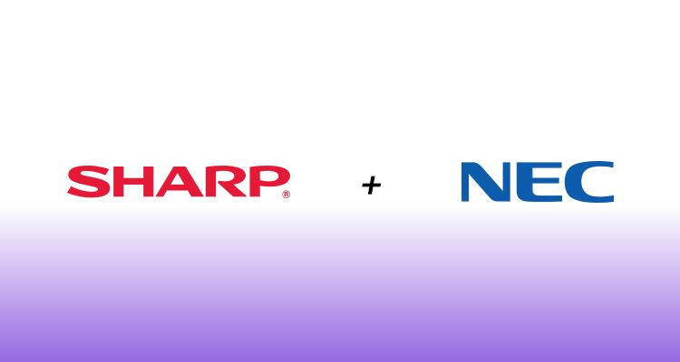 NECиSharpобъявляют о создании совместного предприятия