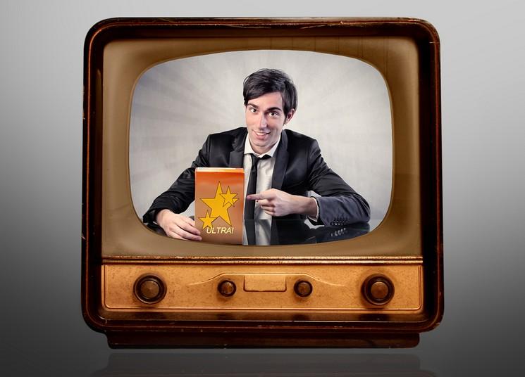 Рекламные бюджеты наТВ замедлили падение