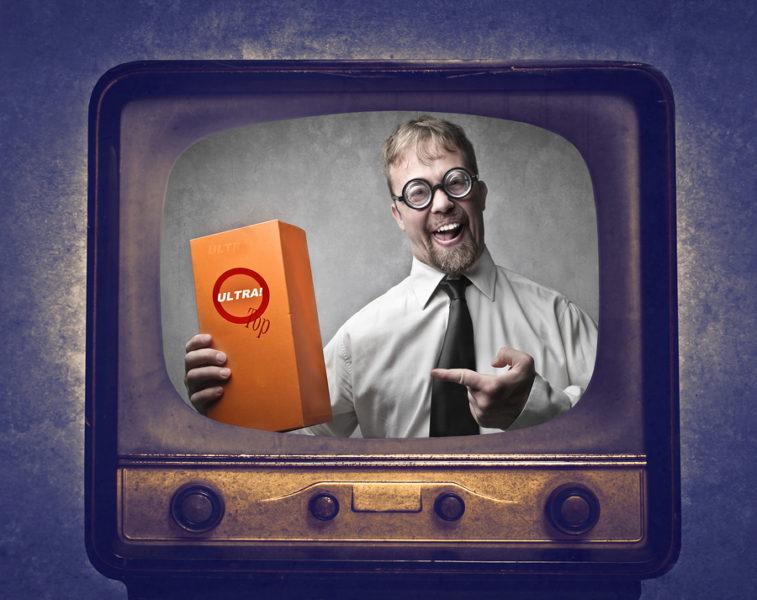 PwC: российский рынок телерекламы пострадает меньше мирового
