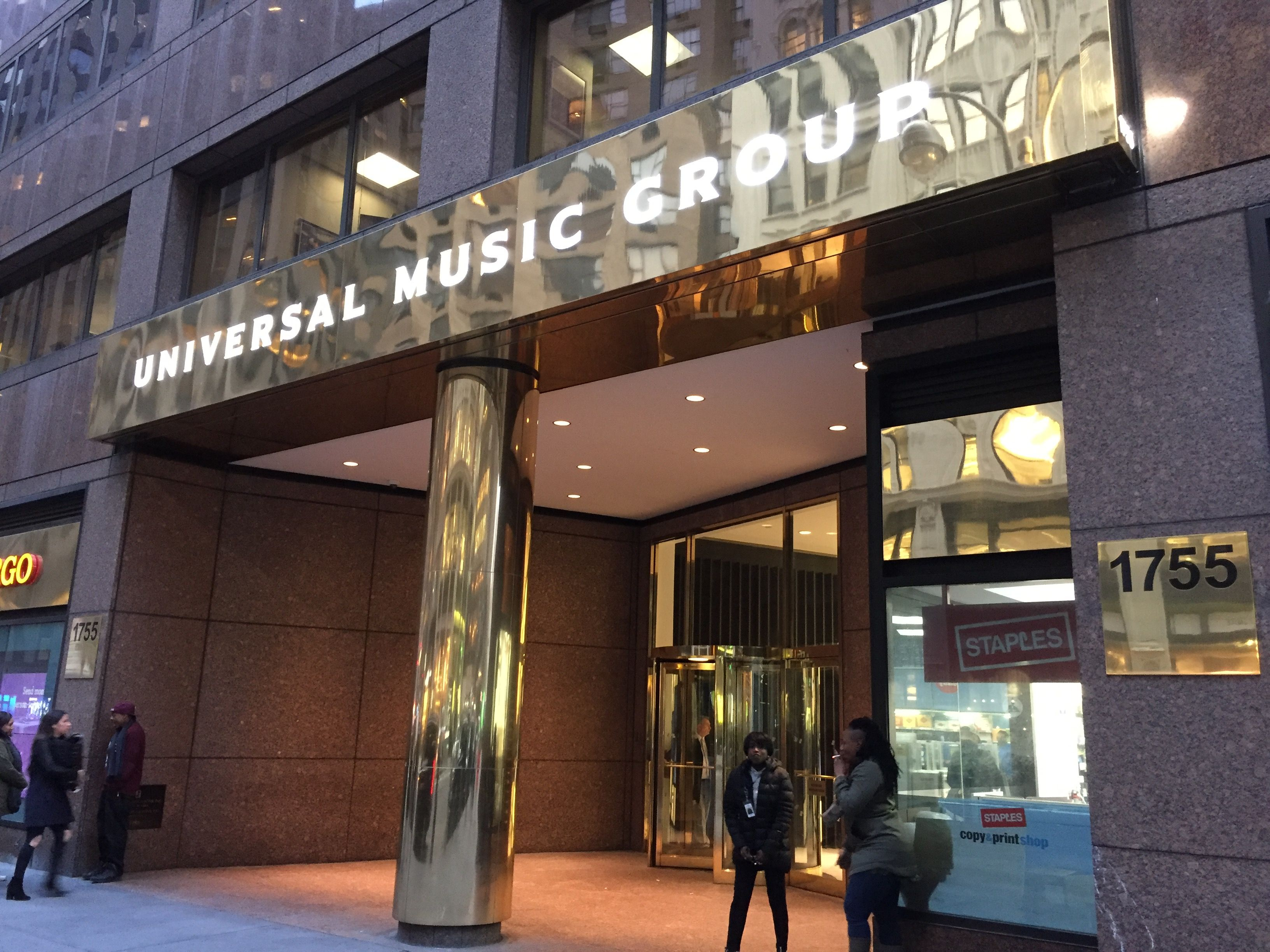 Universal Music Group выйдет набиржу