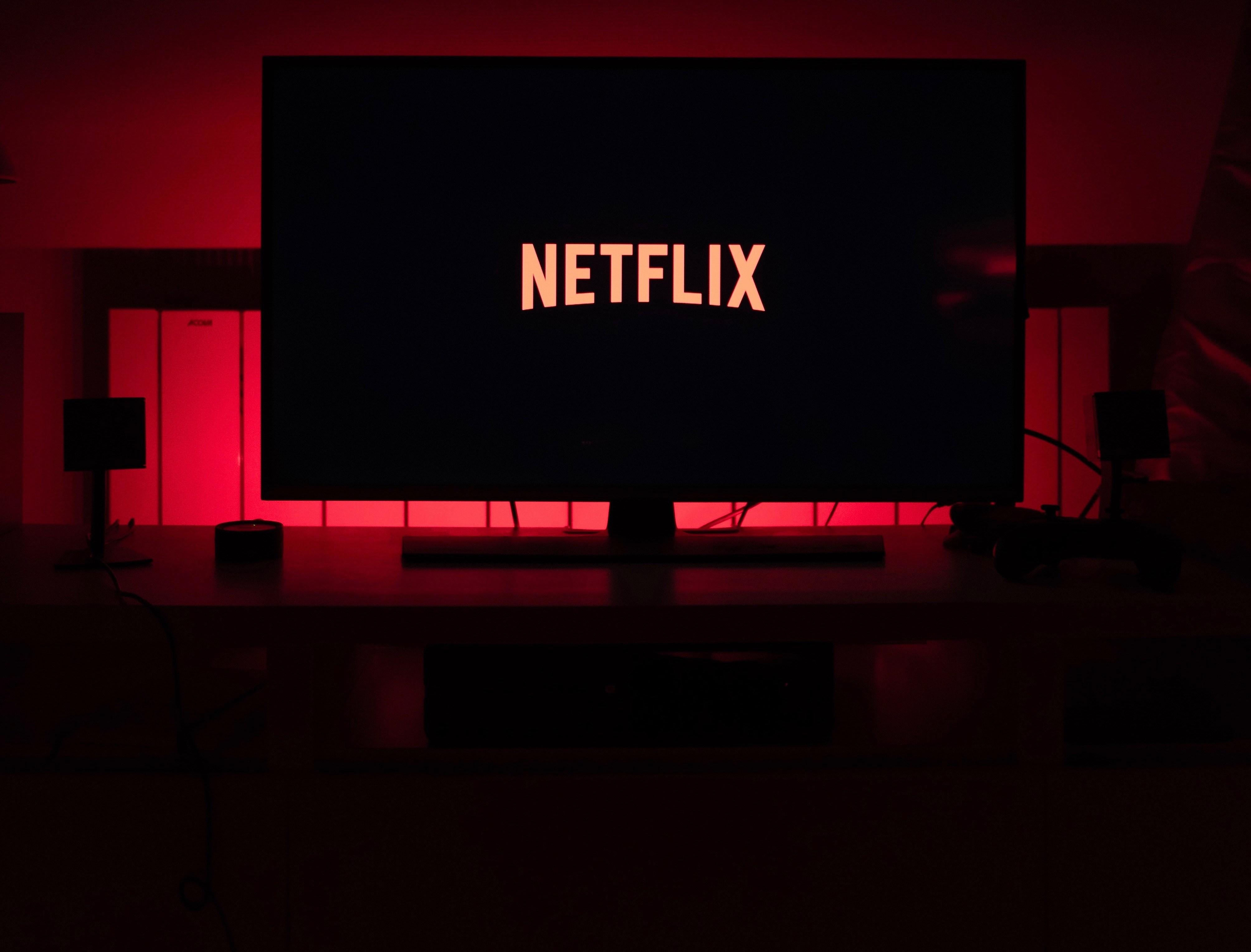 Доля Netflix наотечественном рынке онлайн-видео составила 4%