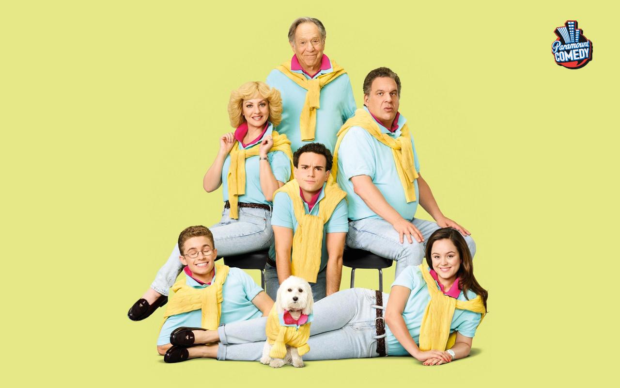 Paramount Comedy покажет 5 сезон сериала «Голдберги»