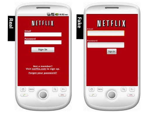 В Сети обнаружено более 700 поддельных сайтов Netflix и Disney